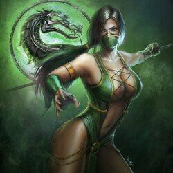 Пазл онлайн: Mortal Kombat\Смертельная битва