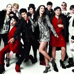 Пазл онлайн: Glee \ Хор