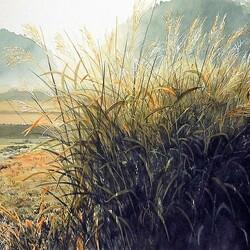 Пазл онлайн: Трава