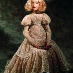 Пазл онлайн: Кукла Алиса