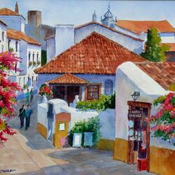 Пазл онлайн: Где-то в Португалии