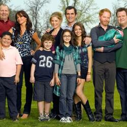 Пазл онлайн: Американская семейка