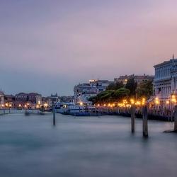 Пазл онлайн: Предрассветная Венеция