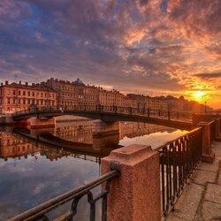 Пазл онлайн: Петербург Достоевского
