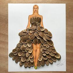 Пазл онлайн: Сделано из кусков дерева
