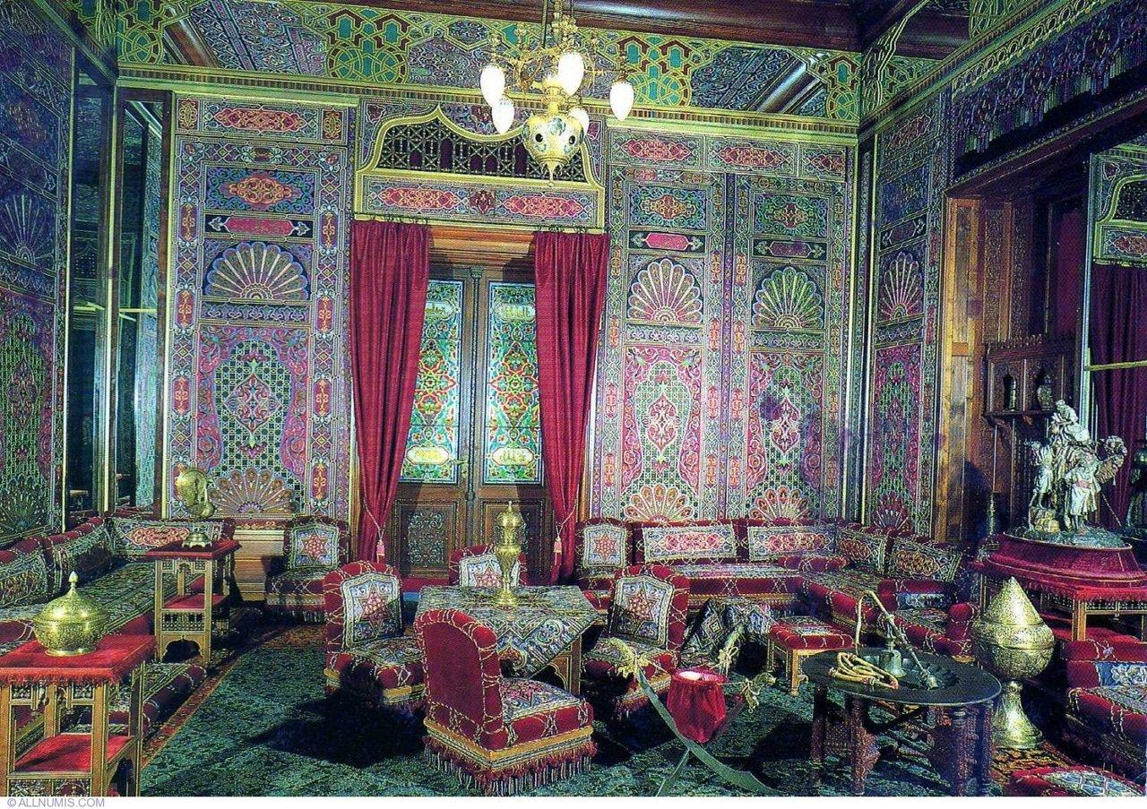 Османские интерьеры