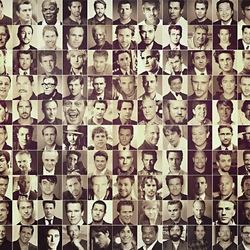 Пазл онлайн: Актеры Голливуда