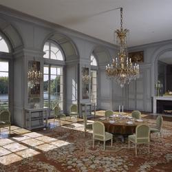 Пазл онлайн: Замок Рамбуйе. Франция