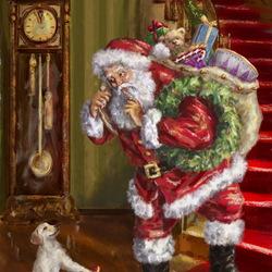 Пазл онлайн: Каждому подарок
