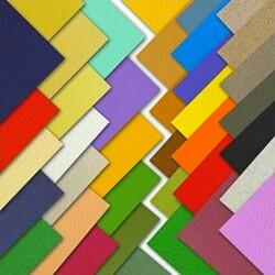 Пазл онлайн: Цветная бумага