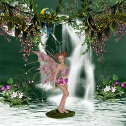 Пазл онлайн: Маленький рай