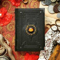Пазл онлайн: Огнеглазая книга алхимика