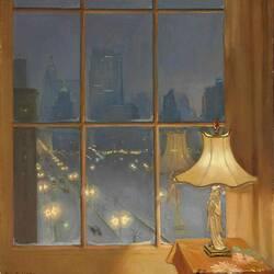 Пазл онлайн: Вид из моего окна