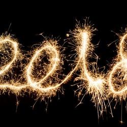 Пазл онлайн: Новогодние огни