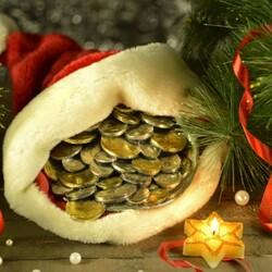 Пазл онлайн: Подарок от Санты