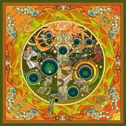 Пазл онлайн: Боги Солнечной системы