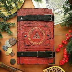 Пазл онлайн: Красная книга алхимии
