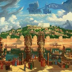Пазл онлайн: Храм Посейдона
