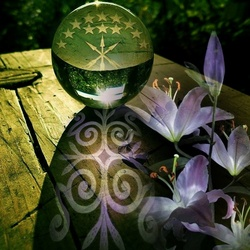 Пазл онлайн: Адыгский орнамент