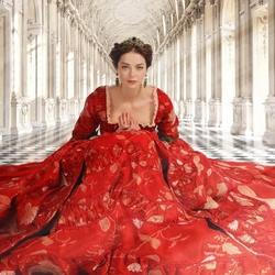 Пазл онлайн: Императрица Екатерина