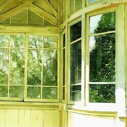 Пазл онлайн: Окна