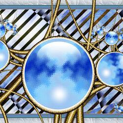 Пазл онлайн: Небесные сферы