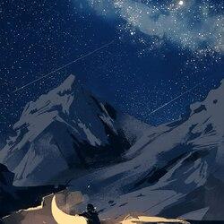 Пазл онлайн: Медитация в горах
