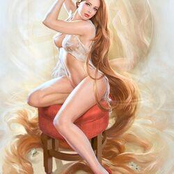 Пазл онлайн: Красота/The Beauty