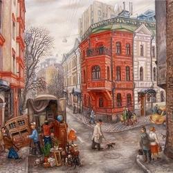 Пазл онлайн: Палашевский переулок, переезд