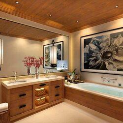 Пазл онлайн: Ванная комната