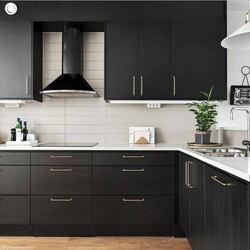 Пазл онлайн: Темная кухня
