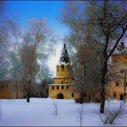 Пазл онлайн:  Музей-усадьба Радищева