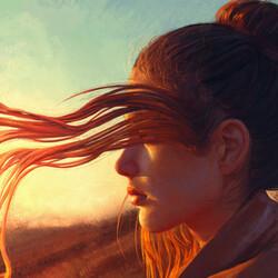 Пазл онлайн: Солнце