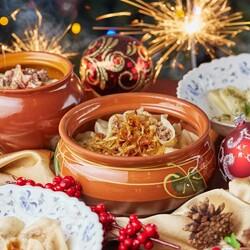 Пазл онлайн: Старый Новый год