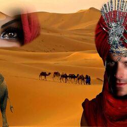 Пазл онлайн: Загадки Востока