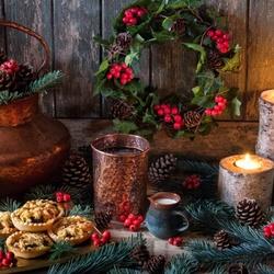 Пазл онлайн: Зимние каникулы