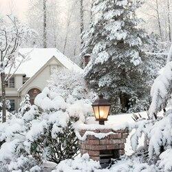 Пазл онлайн: Зимний уют