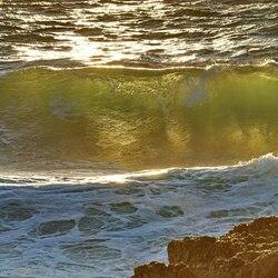 Пазл онлайн: Волна