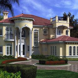 Пазл онлайн: Дом во Флориде