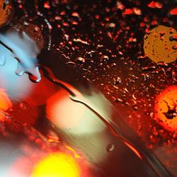 Пазл онлайн: Дождь