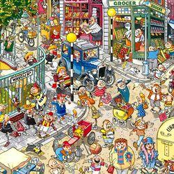 Пазл онлайн: Kinderspiel/Детские игры