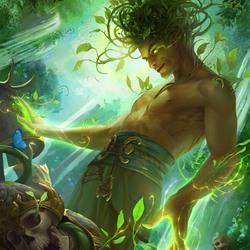 Пазл онлайн: Природная магия
