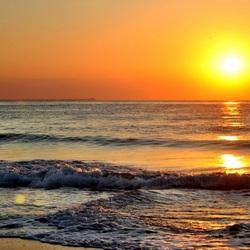 Пазл онлайн: Солнце и море