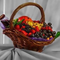 Пазл онлайн: Красиво и вкусно