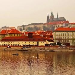 Пазл онлайн: Музей Кафки - Прага