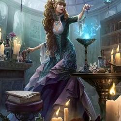 Пазл онлайн: Волшебный эликсир