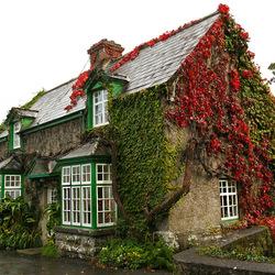 Пазл онлайн: Дом в Ирландии