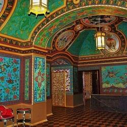 Пазл онлайн: Интерьер во дворце Юсуповых