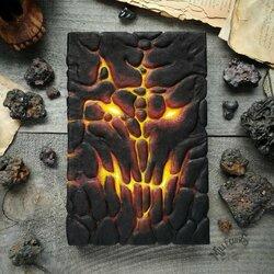 Пазл онлайн: Гримуар господствующей магмы