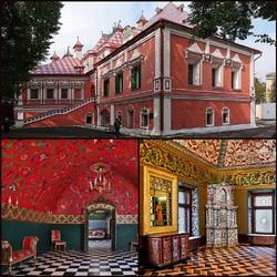 Пазл онлайн:  Московский дворец Юсуповых